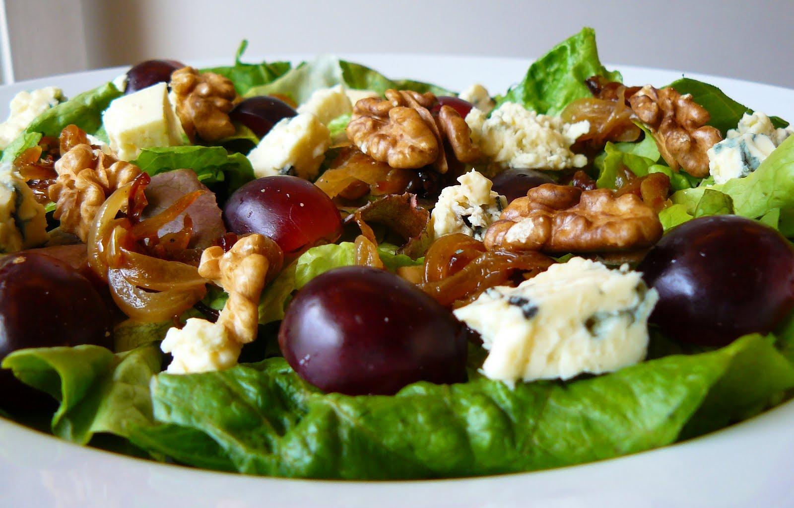 Ensalada de uvas queso y peras tu espacio de bienestar - Como preparar las judias verdes ...